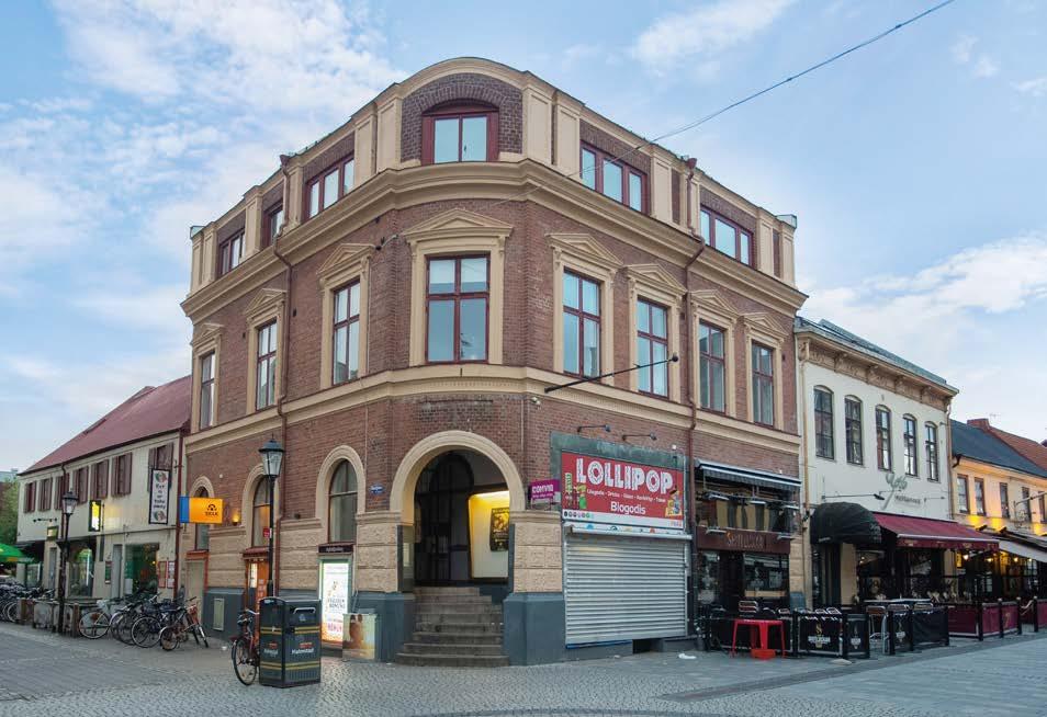 Storgatan 33 / Bankgatan 5